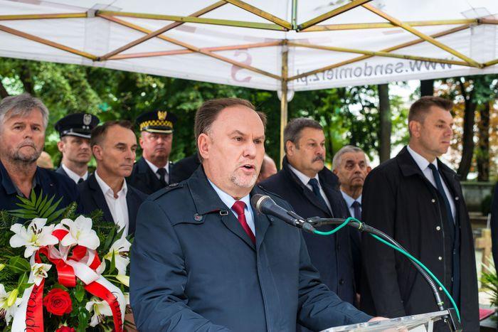 13. Marek Kwitek Poseł na Sejm RP wygłasza przemówienie