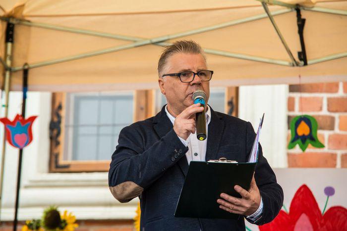 01. Krzysztof Kwiecień przedstawia harmonogram wydarzenia