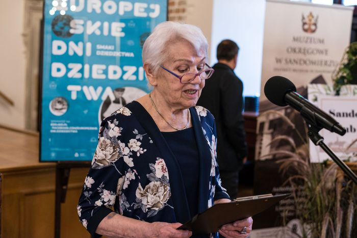 23. Przedstawicielka Sandomierza przedstawia przepis na swoje danie