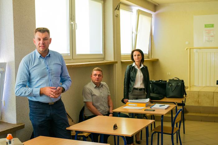 01. Burmistrz Sandomierza opowiada o programie Czyste Powietrze