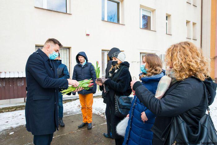 Galeria Dzień Kobiet w Sandomierzu